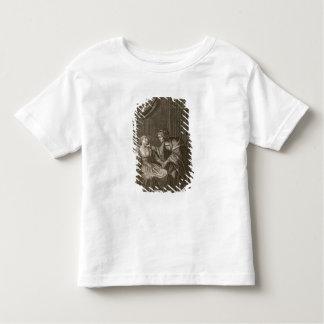 Leucothoe a séduit par Apollo sous forme d'Euryno T-shirt Pour Les Tous Petits