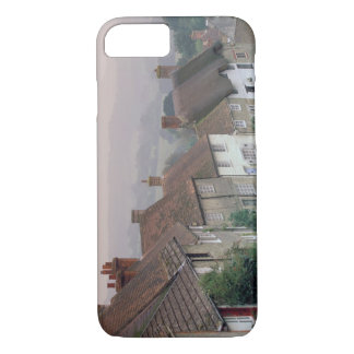 L'Europe, Angleterre, Dorset, colline d'or, Coque iPhone 7