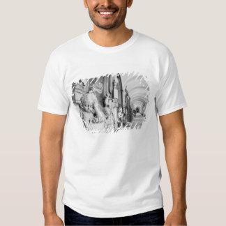 L'Europe, Autriche, Salzbourg. Ange et monument T-shirts
