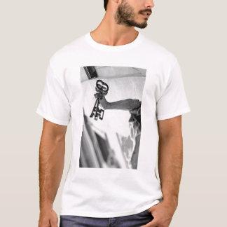 L'Europe, Autriche, Salzbourg. Statue avec les T-shirt