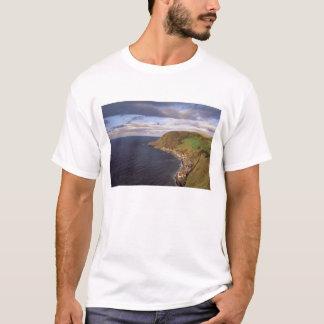L'Europe, Ecosse, Aberdeen. Vue aérienne de T-shirt