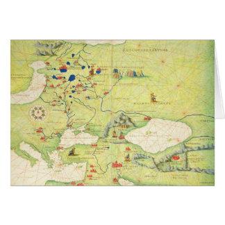 L'Europe et l'Asie centrale Cartes