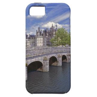 L'Europe, France, Chambord. Avances en pierre d'un Coque iPhone 5