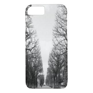 L'Europe, France, Paris. Arbres d'hiver, Marco Coque iPhone 7