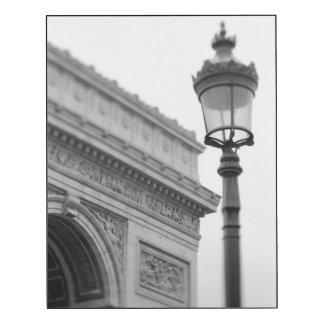L'Europe, France, Paris. Arc de Triomphe et