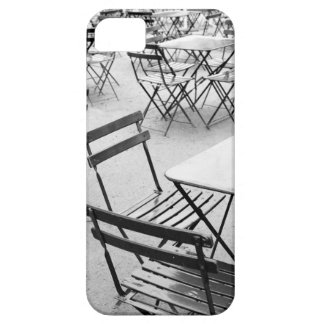 L'Europe, France, Paris. Chaises, Jardin du 3 Coques Case-Mate iPhone 5