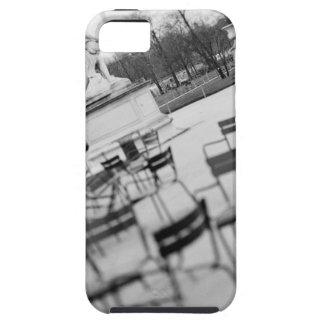 L'Europe, France, Paris. Chaises, Jardin du Étuis iPhone 5