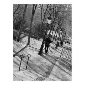 L'Europe, France, Paris, Montmartre : Matin dessus Cartes Postales
