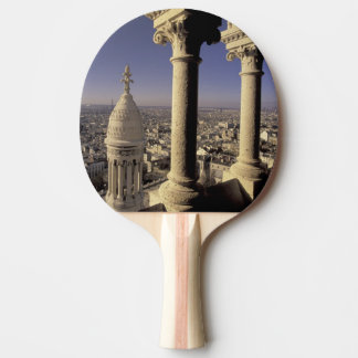 L'Europe, France, Paris, vue de Paris Raquette Tennis De Table