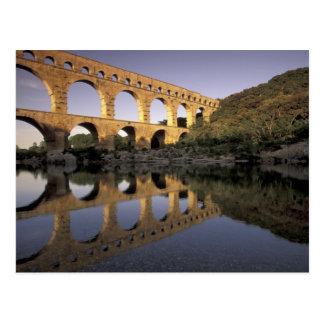 L'Europe, France, Provence, le Gard ; Pont du le Carte Postale
