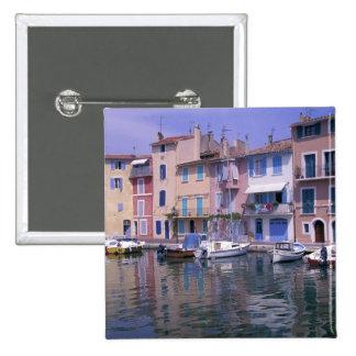 L'Europe, France, Provence, Martiques, Miroir Badge