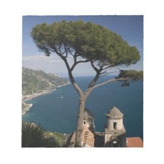 L'Europe, Italie, Campanie, (côte d'Amalfi), 2 Blocs Notes