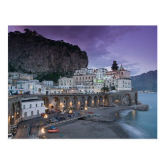 L'Europe, Italie, Campanie (côte d'Amalfi) Atrani Cartes Postales
