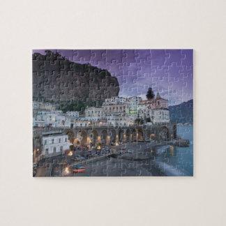 L'Europe, Italie, Campanie (côte d'Amalfi) Atrani  Puzzle