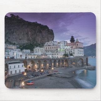 L'Europe, Italie, Campanie (côte d'Amalfi) Atrani  Tapis De Souris