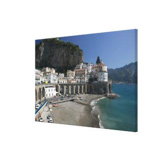 L'Europe, Italie, Campanie, (côte d'Amalfi), Toiles