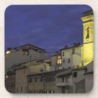 L'Europe, Italie, Florence, détail architectural ; Dessous-de-verre