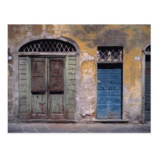 L'Europe, Italie, Lucques. Ces vieilles portes Carte Postale