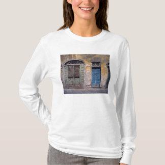 L'Europe, Italie, Lucques. Ces vieilles portes T-shirt