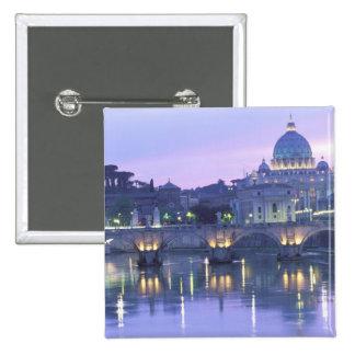 L'Europe, Italie, Rome, Vatican. St Peter et Badges