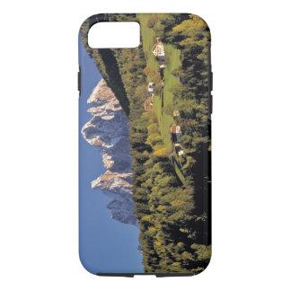 L'Europe, Italie, San Pietro. Le groupe d'Odle Coque iPhone 7