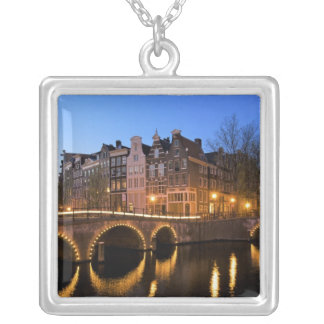 L'Europe, Pays-Bas, Hollande, Amsterdam, Collier