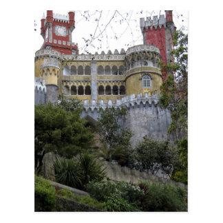L'Europe, Portugal, Sintra. Le ressortissant 3 de Cartes Postales