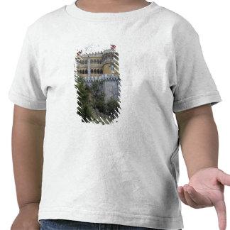 L'Europe, Portugal, Sintra. Le ressortissant 3 de T-shirts
