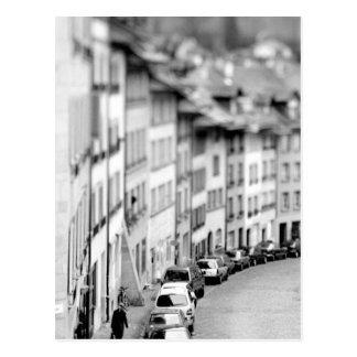 L'Europe, Suisse, Berne. Vieux bâtiments de ville Carte Postale