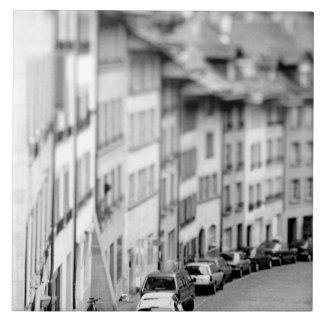 L'Europe, Suisse, Berne. Vieux bâtiments de ville Grand Carreau Carré