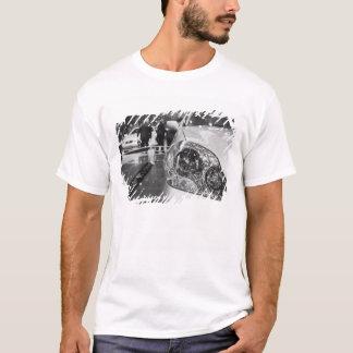 L'Europe, Suisse, Genève. Salon de l'Automobile de T-shirt