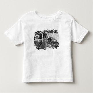 L'Europe, Suisse, Genève. Salon de l'Automobile de T-shirt Pour Les Tous Petits