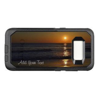 Lever de soleil à la plage par Shirley Taylor Coque Samsung Galaxy S8 Par OtterBox Commuter