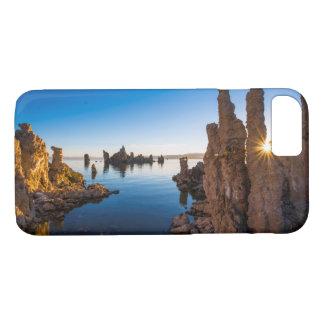 Lever de soleil au lac mono, la Californie Coque iPhone 7
