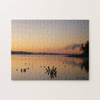 Lever de soleil de lac priest de Percy Puzzle