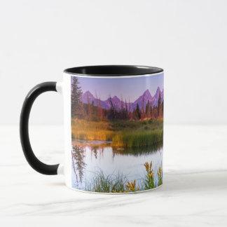 Lever de soleil de Teton Mug