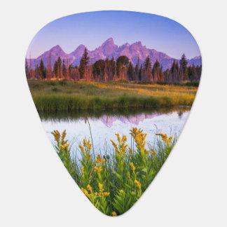 Lever de soleil de Teton Onglet De Guitare
