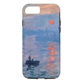 Lever de soleil d'impression coque iPhone 7