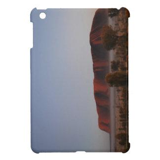 Lever de soleil d'Uluru Coques Pour iPad Mini