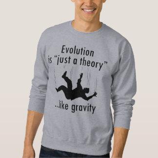 L'évolution est juste un sweatshirt de théorie