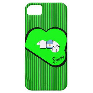 Lèvre du GR de cas de téléphone portable de Coque iPhone 5 Case-Mate