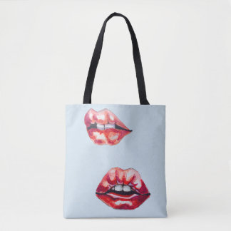 lèvres de lèvres sac