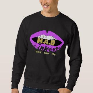 lèvres folles, Purp Sweatshirt