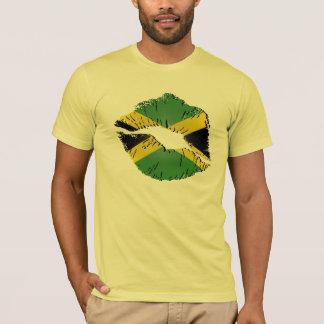 Lèvres jamaïcaines t-shirt