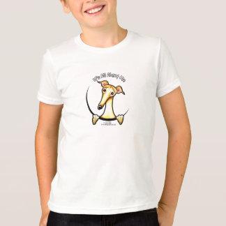 Lévrier IAAM de faon T-shirt
