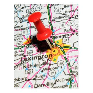 Lexington, Kentucky Carte Postale