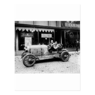 Lexington, voiture maximale de brochets : 1921 cartes postales