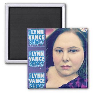 L'exposition de Lynn Vance oui c'est aimant peint