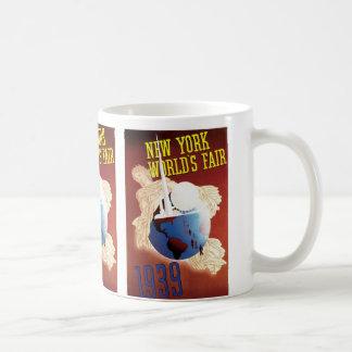 L'Exposition universelle de New York (globe) Mug