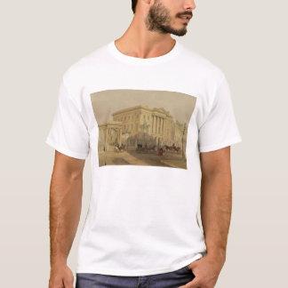 L'extérieur de la Chambre d'Apsley, 1853, par J. T-shirt